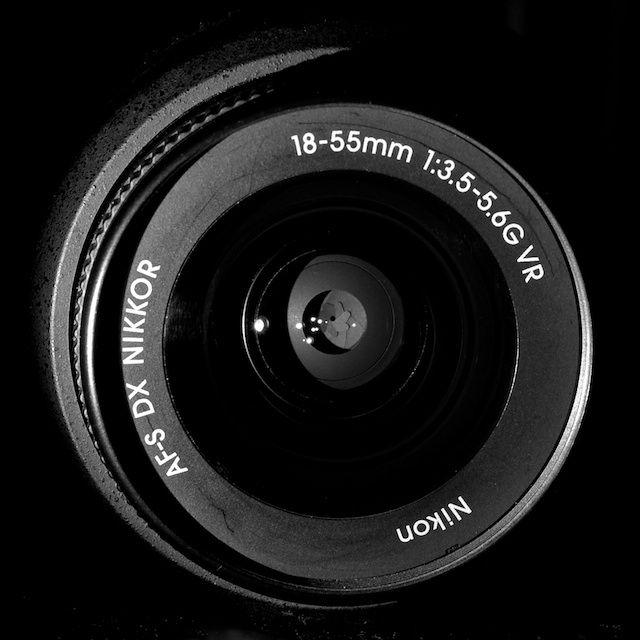 Nikon 18-55mm AF-S VR