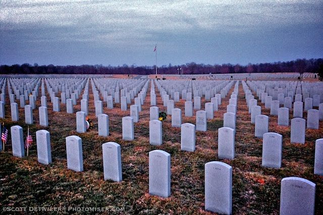 Western Reserve National Cemetery