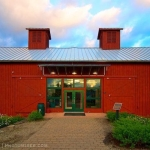 barn restored as a program center