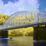 Hulton Bridge, Oakmont, PA