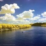 Down River View, Hulton Bridge, Oakmont, PA