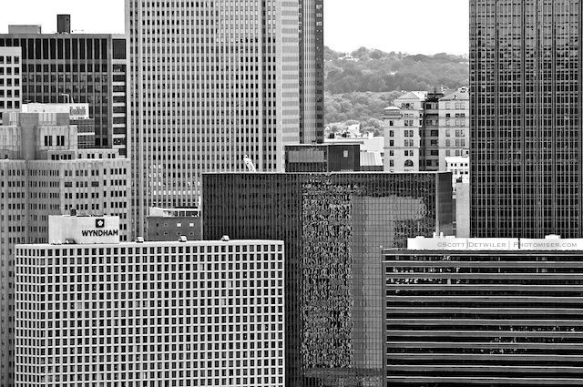 Pittsburgh from Station Square area