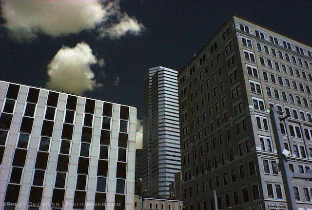 Infrared Pittsburgh II