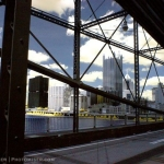 Pittsburgh from Smithfield Bridge IR