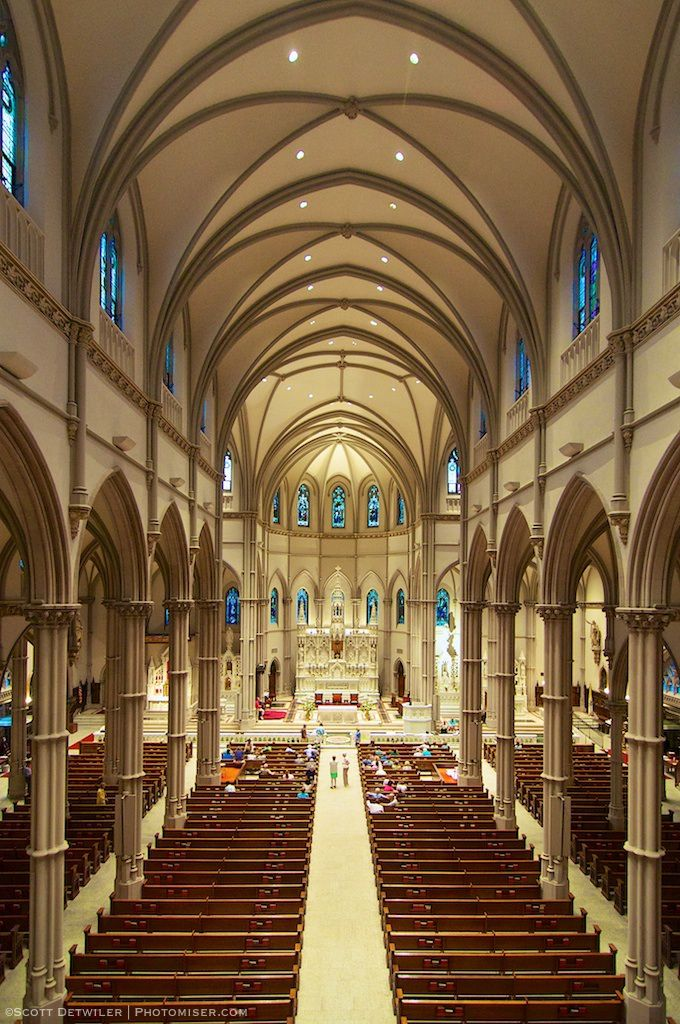 St Paul Cathedral, Pittsburgh
