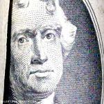 Jefferson on two dollar bill