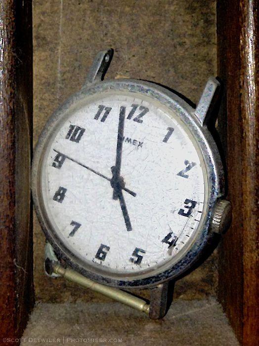 Broken Timex